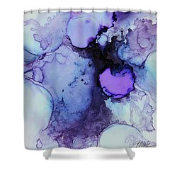 Indigo Dream Shower Curtain