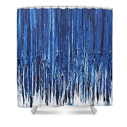 Indigo Soul Shower Curtain