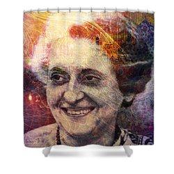 Indira Shower Curtain