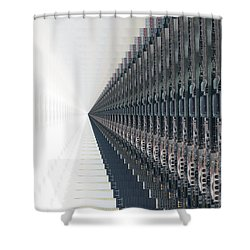 Infinite Possibilities _singapore Shower Curtain