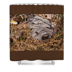 Inl-14 Shower Curtain