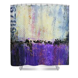 Inner City Blues Shower Curtain