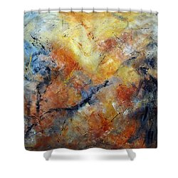 Inner Depth Shower Curtain