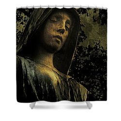 Inner Light Shower Curtain