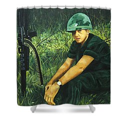 Innocence Lost  Shower Curtain