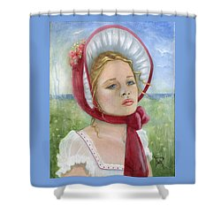 Innocence Shower Curtain by Terry Webb Harshman