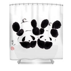 Innocent Love Shower Curtain