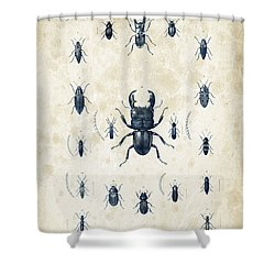 Insects - 1832 - 06 Shower Curtain