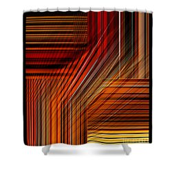 Inspiration 2 Shower Curtain by Thibault Toussaint