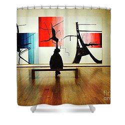 Inspiration  Shower Curtain by Michael Krek