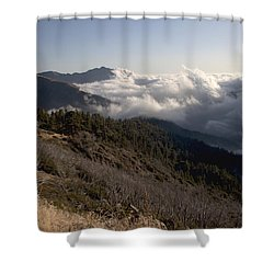 Shower Curtain featuring the photograph Inspiration Point View by Ivete Basso Photography