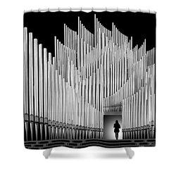 Inspirational Walk Shower Curtain
