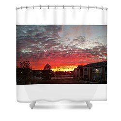 #instamood #instagood #bestofig Shower Curtain by Charles DesLauriers