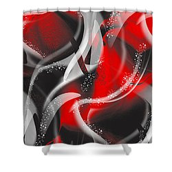Devotion Shower Curtain