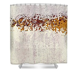 Insync 2 Shower Curtain