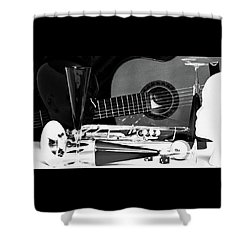 Intermission Shower Curtain