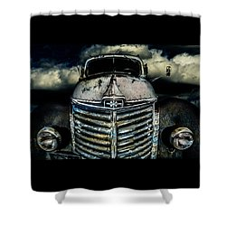 International Truck 7 Shower Curtain