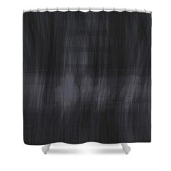 Interphase Arrival Shower Curtain