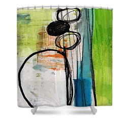 Intersections #34 Shower Curtain