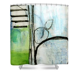 Intersections #35 Shower Curtain