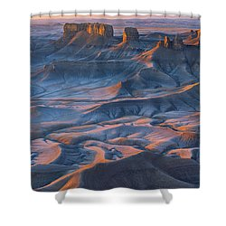 Into The Badlands Shower Curtain