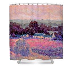 Inv Blend 10 Monet Shower Curtain