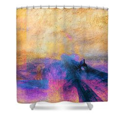 Inv Blend 12 Turner Shower Curtain