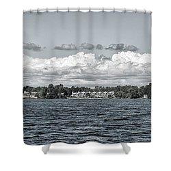 Invermara Bay Shower Curtain