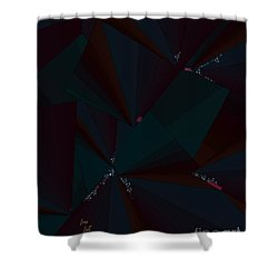 Inw_20a6148 Free Fall Drop To Crystal Shower Curtain