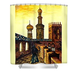 Irem  Shower Curtain