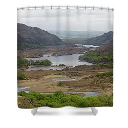 Irish Countryside 2 Shower Curtain