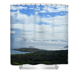 Irish Countryside 4 Shower Curtain