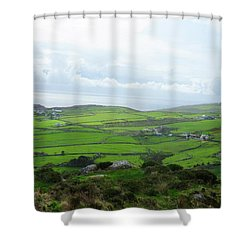 Irish Countryside 5 Shower Curtain