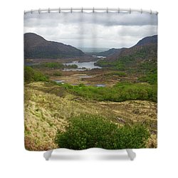 Irish Countryside Shower Curtain