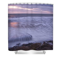 Irish Dawn Shower Curtain