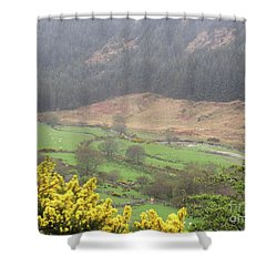 Irish Landscape Shower Curtain