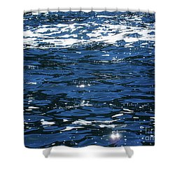 Irish Ocean Shower Curtain