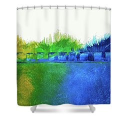 Is It Any Wonder Shower Curtain by Everette McMahan jr