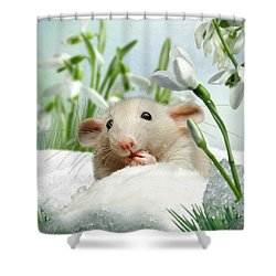 Is It Spring Yet ? Shower Curtain