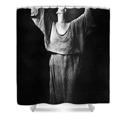 Isadora Duncan (1877-1927) Shower Curtain by Granger