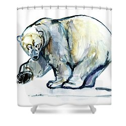Isbjorn Shower Curtain