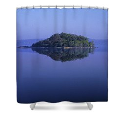 Isle Of Innisfree, Lough Gill, Co Shower Curtain by The Irish Image Collection