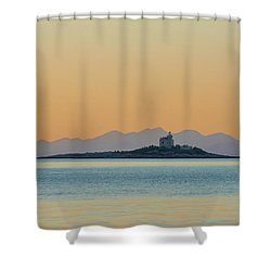 Islet Shower Curtain