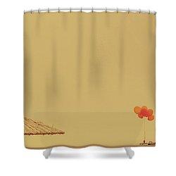 Isola Shower Curtain