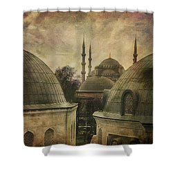 Istambul Mood Shower Curtain