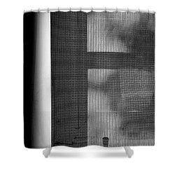 It Is As It Was Shower Curtain by Skip Hunt