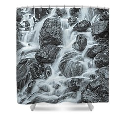 It Is The Nature Of Love To Work In A Thousand Different Ways.  Shower Curtain