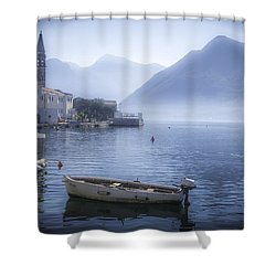 It Will Be A Beautiful Day Shower Curtain