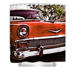 It's A Chevy Shower Curtain