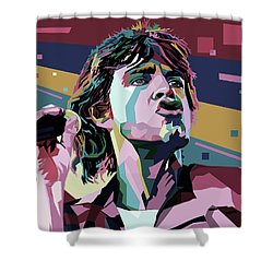 It's A Gas, Gas, Gas Shower Curtain